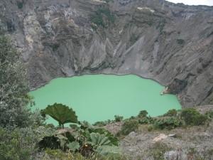 Volcán Irazú (Costa Rica)