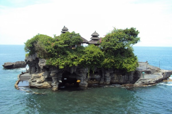 Templo Tanah Lot (Bali, Indonesia)