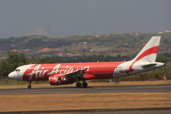 Airbus de Air Asia