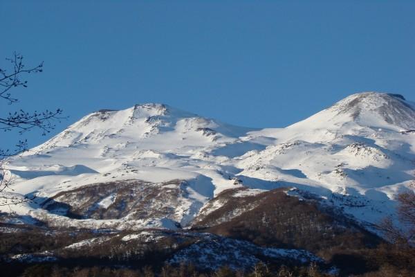 Volcanes: Nevados de Chillán (Chile)