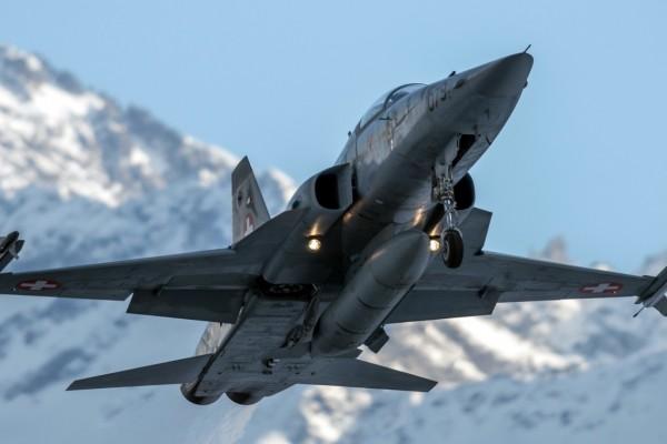 Avión F5 Tiger