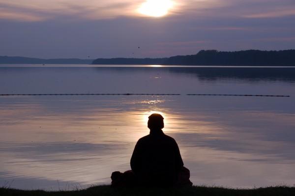 Bonita tarde para meditar