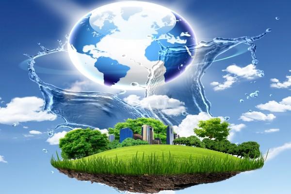 El agua es vida en la Tierra