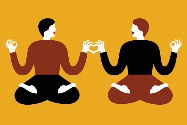 Unión en la meditación