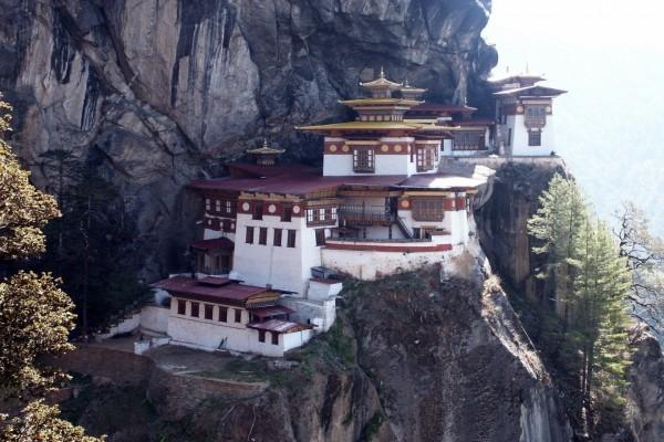 Monasterio Taktshang (Nido del Tigre)