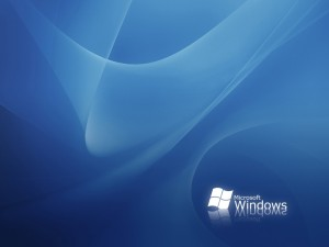 """Reflejo """"Microsoft Windows"""""""