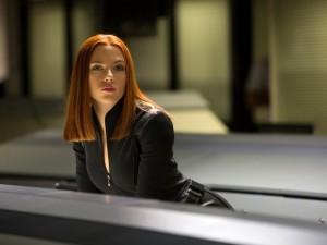 """Natasha Romanoff (Black Widow) en la película """"Capitán América: El Soldado de Invierno"""""""