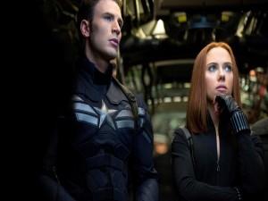 """Personajes de la película """"Capitán América: El Soldado de Invierno"""""""