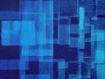 Textura en varios tonos de azul