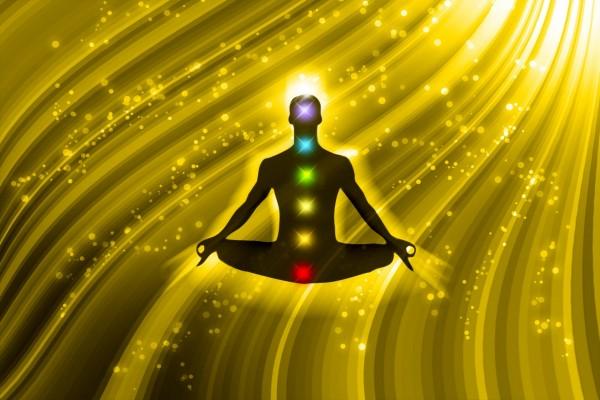 Los seis chakras del cuerpo humano