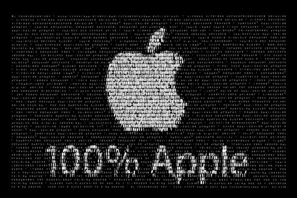 Apple 100%