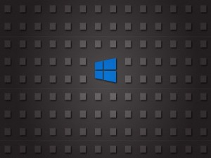 Windows azul