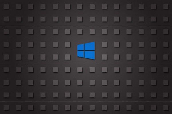 Windows azul