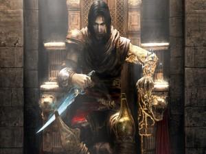 Postal: Prince of Persia: Las Dos Coronas