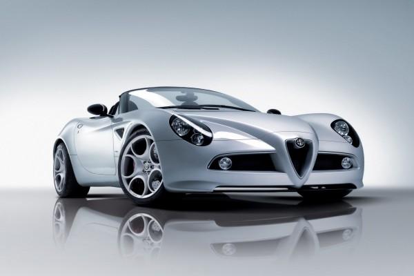 Alfa Romeo descapotable