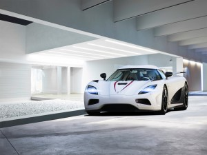 Postal: Koenigsegg Agera R
