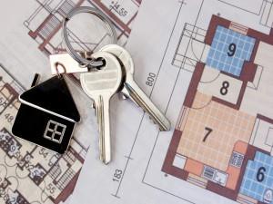 Las llaves de una nueva casa