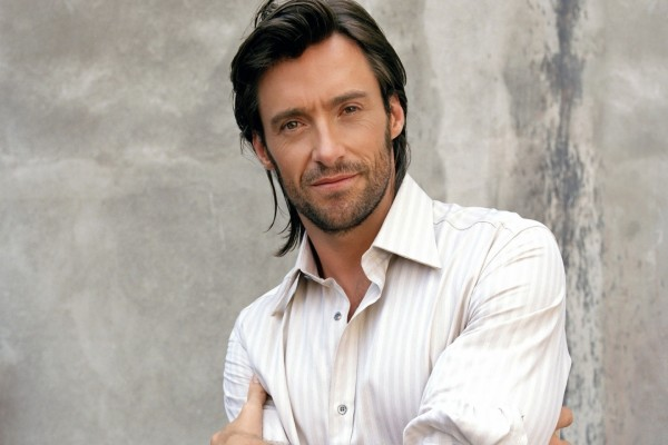 El guapo actor Hugh Jackman