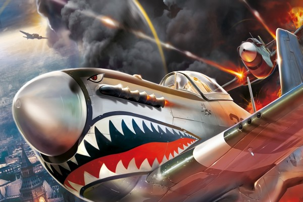 Combat Wings: The Great Battles of World War II