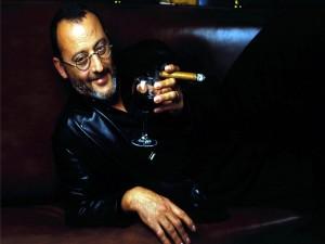 El actor Jean Reno