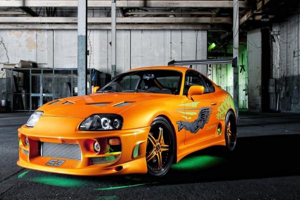 Toyota tuneado