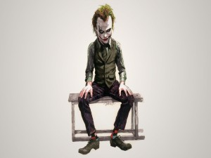 Dibujo del Joker