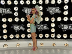 Postal: Katy Perry en los MTV Video Music Awards