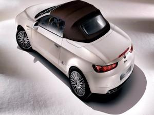 Alfa Romeo blanco