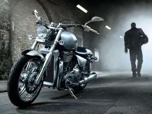 Se marcha sin su moto
