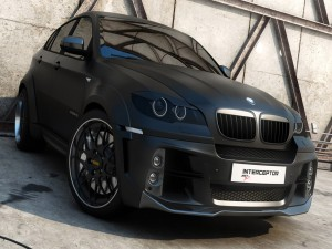 Postal: BMW negro