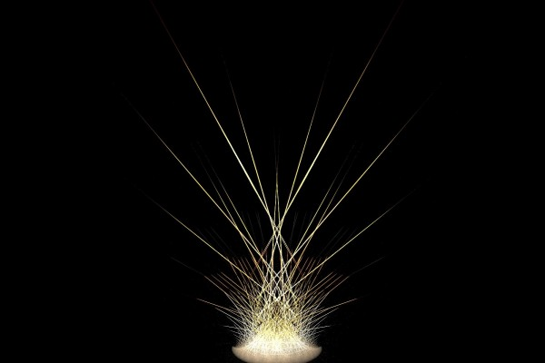 Pinchos de luz