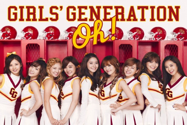 Girls' Generation Oh!