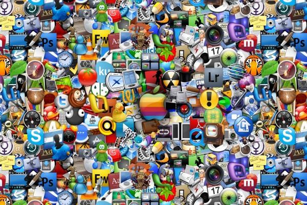 Iconos de aplicaciones iOS