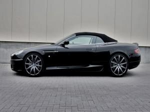 Aston Martin DB9 Cabrio
