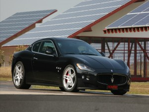 Postal: Maserati GranTurismo S