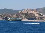 Barco de Iscomar (Puerto de Ibiza)