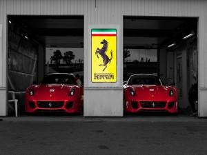 Coches Ferrari