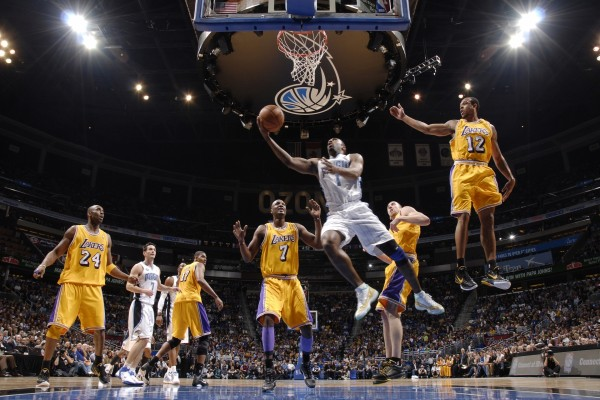 Orlando Magic contra Los Angeles Lakers