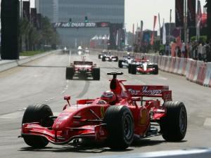 Formula 1 Abu Dhabi 2009