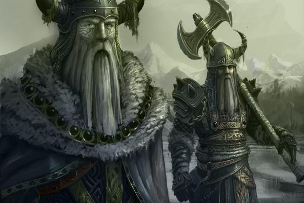 Los vikingos de Escandinavia