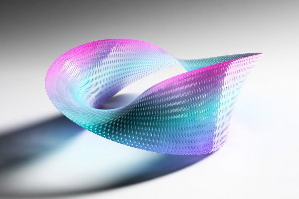 Estructura con bonitos colores
