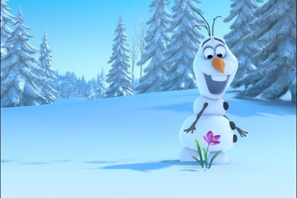 "Olaf personaje de ""Frozen"""