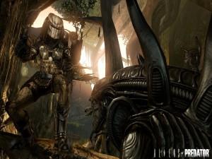 Aliens versus Predator