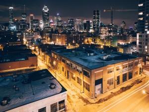 Noche en Montreal