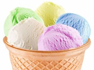 Bolas de helado