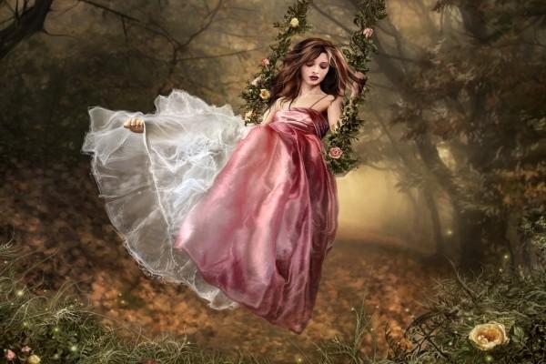 El columpio de la princesa