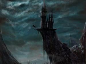 Lobo en el castillo