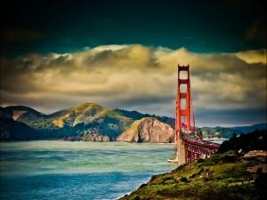 Puente en San Francisco