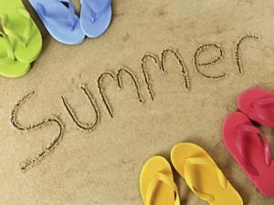 Verano escrito en la arena
