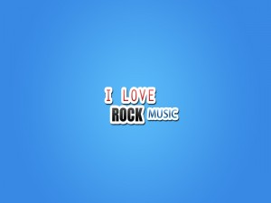 Postal: I Love Rock Music